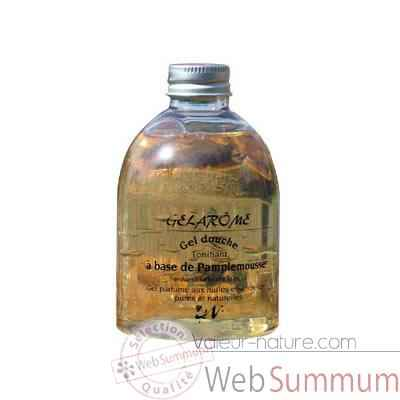 Gel douche au pamplemousse Nectarome