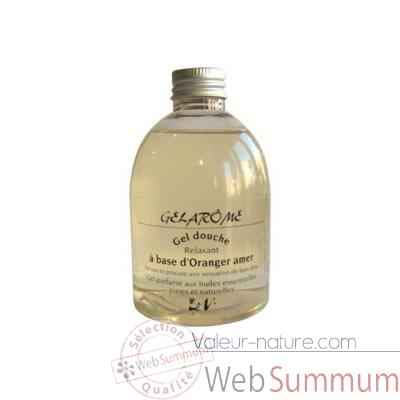 Gel douche au petit grain Nectarome