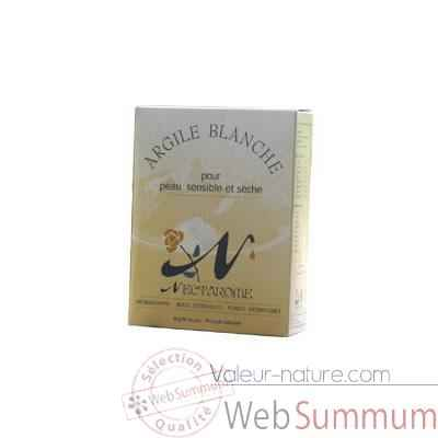 Video Masque argile blanche Nectarome