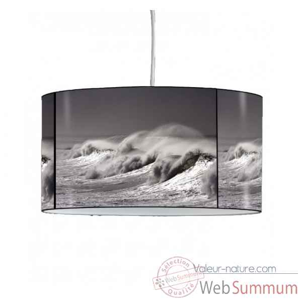 Lampe suspension marine vagues -MA1251SUS