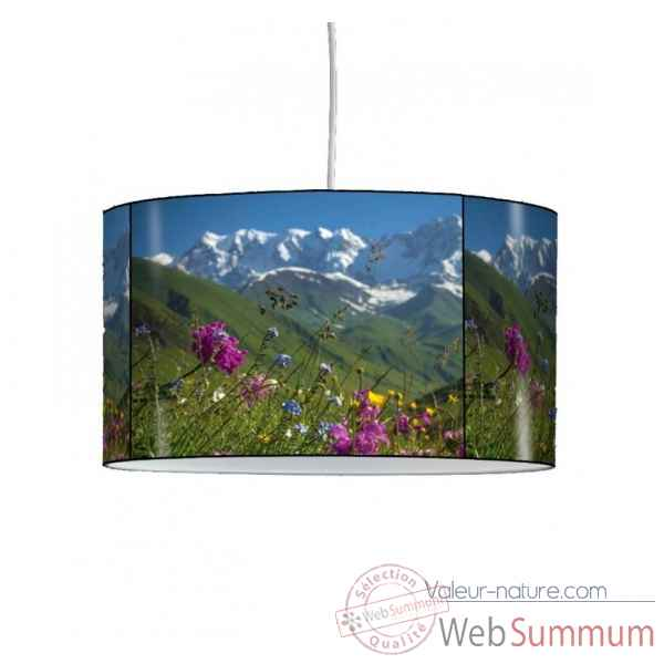 Lampe suspension montagne ete -MO1519SUS