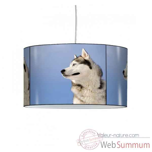 Lampe suspension montagne husky -MO1535SUS