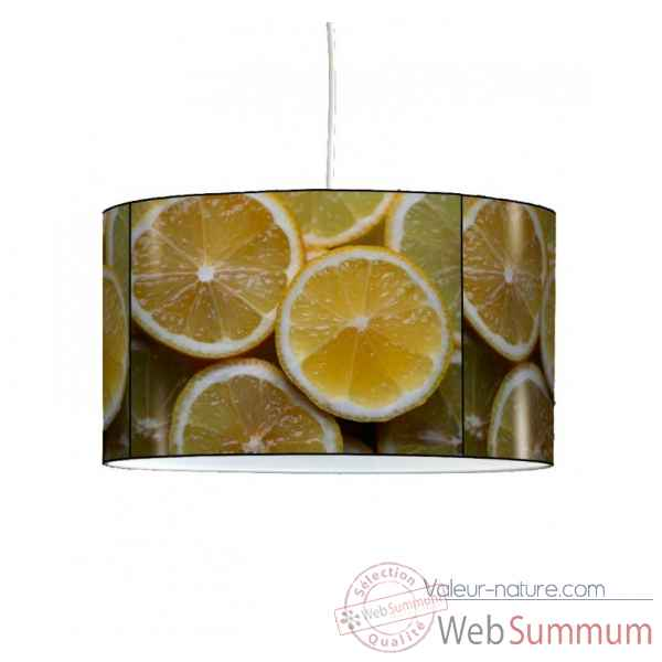 Lampe suspension nature citron -NA1442SUS