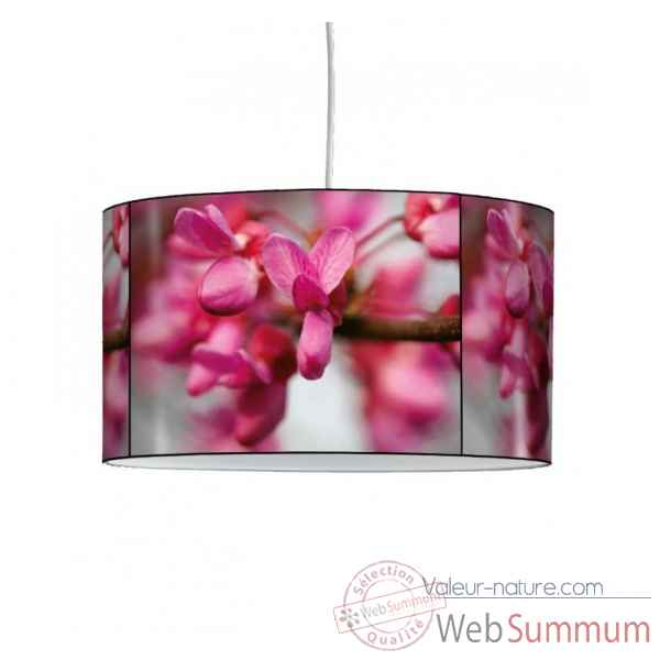 Lampe suspension nature fleurs d'arbres -NA1204SUS
