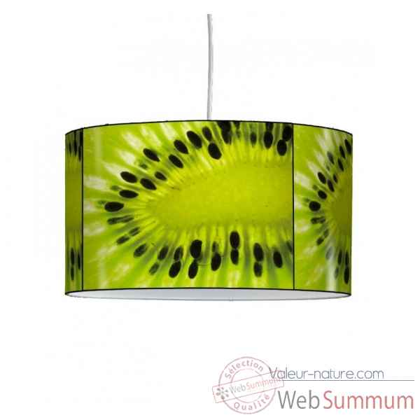 Lampe suspension nature kiwi -NA1333SUS
