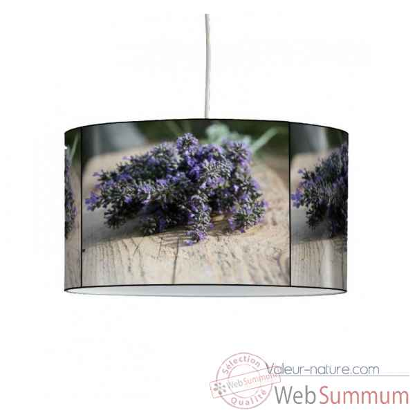 Lampe suspension sud lavande romantique -SU1213SUS