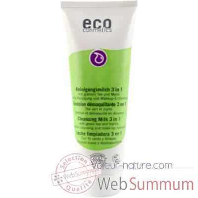 Soin Eco emulsion demaquillante 3 en 1 Eco Cosmetics -722094