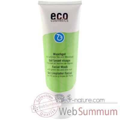 soin eco gel lavant visage eco cosmetics 722001 dans soin visage sur valeur nature. Black Bedroom Furniture Sets. Home Design Ideas