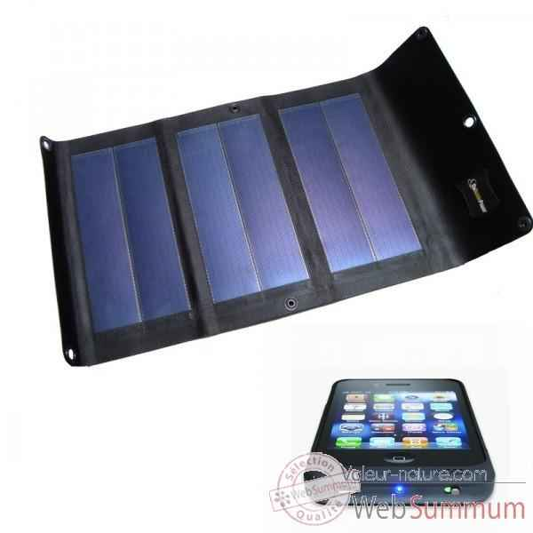 Kit solaire iphone 4 KIT3MP1280B