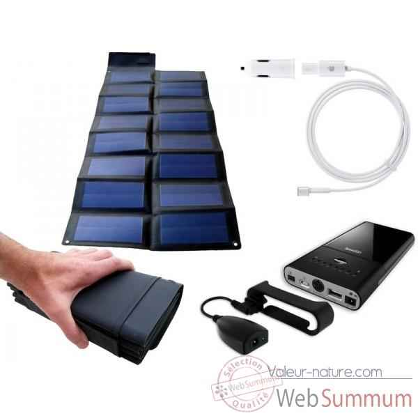 Kits solaires flexibles PC/Mac