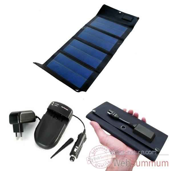 Kit solaire power4 photo/video KIT4VARIO