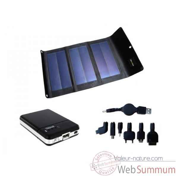 Kit solaire usb power3 + aa KIT3MP1550