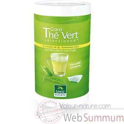 Grand the vert infusettes Tonicnature® -T5620